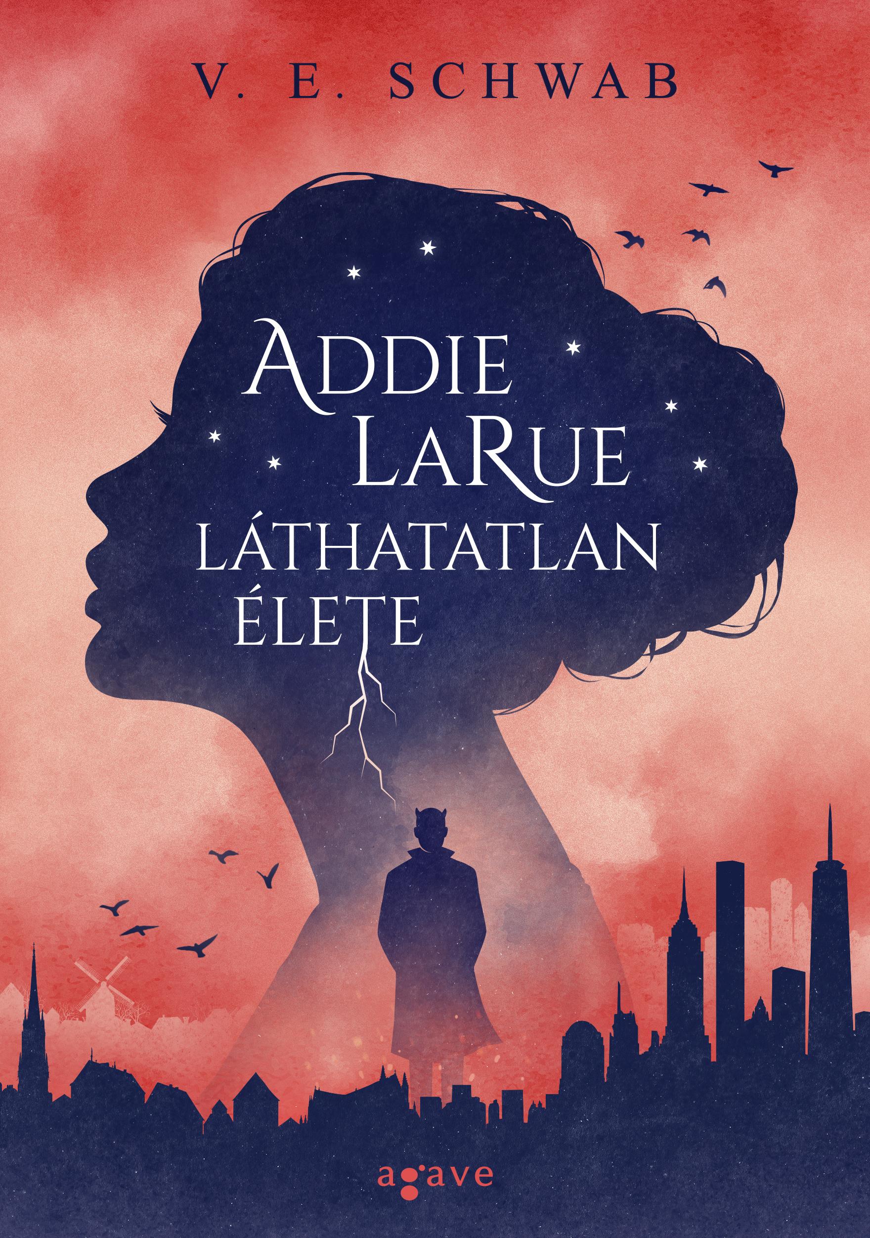 Addie LaRue láthatatlan élete